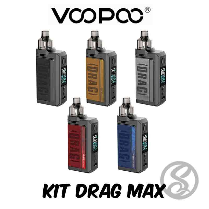 Kit Drag Max - Voopoo