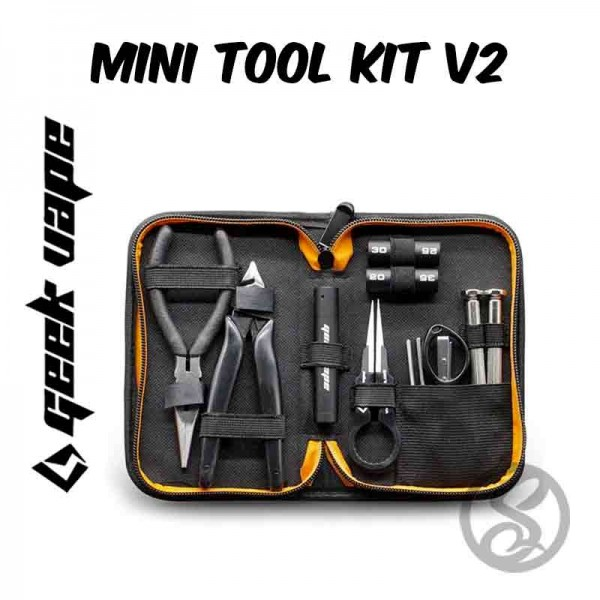 Pochette Mini Tool Kit V2 - Geek Vape