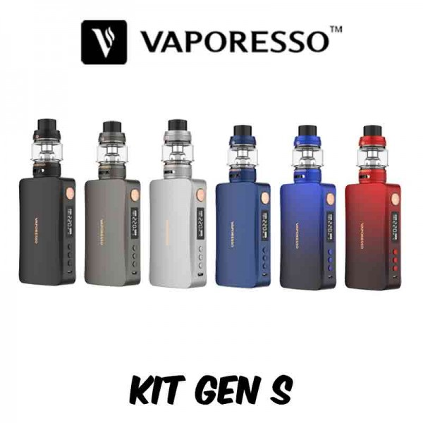 Kit Gen S Double Accus  - Vaporesso