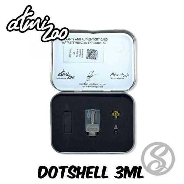 Tank DotShell 3ml - Atmizoo