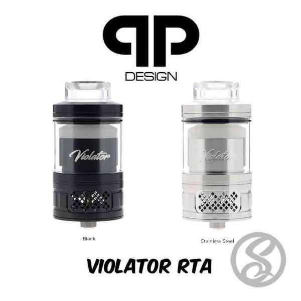 Violator RTA 28 mm  - QP Design