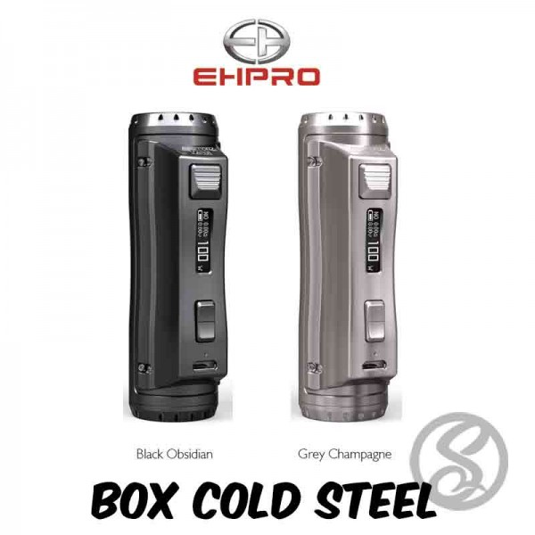 Box Cold Steel 21700 120W - EHPRO