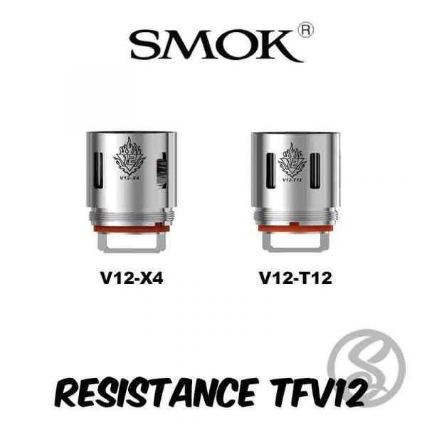 Résistance TFV12 X4 TFV12 T10