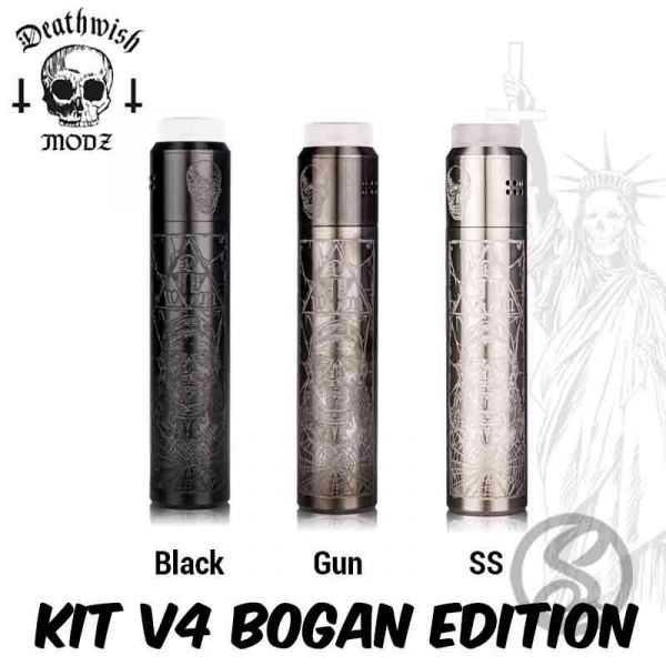 Promo Kit V4 Bogan Edition DeathWish Modz
