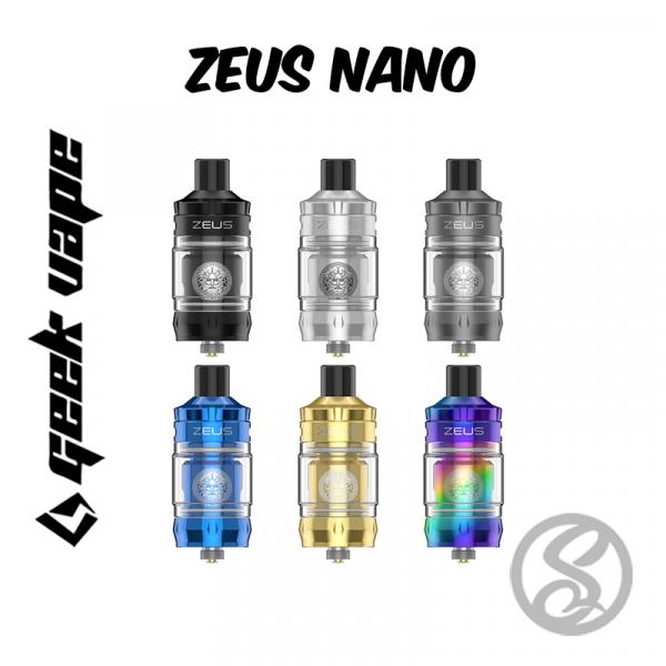 Zeus Nano Tank - Geekvape